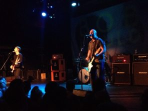 Bob Mould - Music Hall of Williamsburg - 9/13/2014